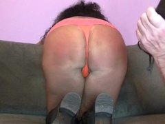 whipped and paddled