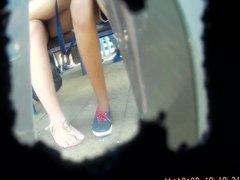 novinha a vontade de pernas aberta (ups teen girl) T39