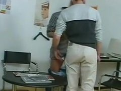 Arab Twink Gets Sucked and Fucks In Doctor's Office