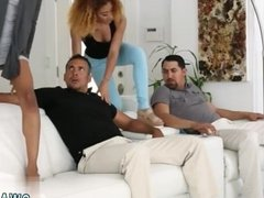 Teen compeer's daughter anal and