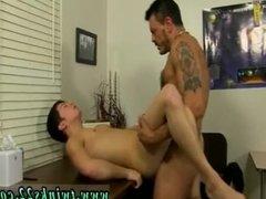 Teen boy sucks off many guys and gay emo
