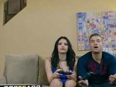 Brazzers - Hot And Mean - Sharing the Siblings Part 1 scene