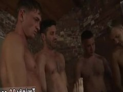Old men barebacking gay twinks James Gets