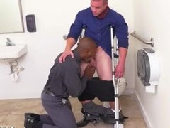 Straight guy addicted to anal with dildo