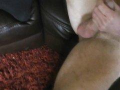 Spass auf dem Sofa