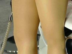 armpit fetish pose show model non nude
