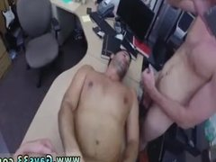 Over heated gay seducing straight guys hot