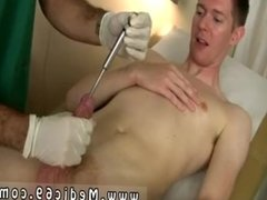 Doctor and man patient gay sex  I then