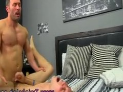 Boy and man gay sex He gets on his knees