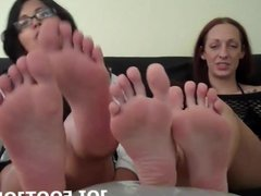 I cant wait to jerk you off with my feet JOI