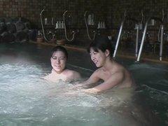 Japanese Hot Spring-Kawaguchiko Onsen 1-2