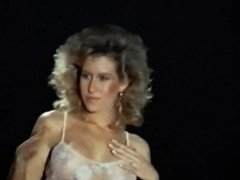 THAT'S THE WAY - vintage 80's strip dance in heels