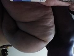 Granny phat ass
