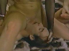 Christy Canyon, Nina Hartley  Classic Clip