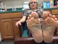 Milf soles need a Load 2