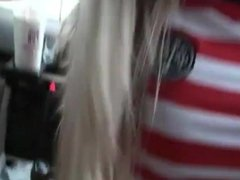 Car fuck and blowjob ending with swallowing