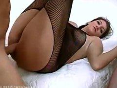 Two Dicks For A MILF Slut