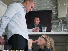 Brazzers - Teens Like It Big - Show My Dad Whos Boss scene s