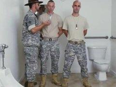 Nude military hunks gay fuck Good Anal