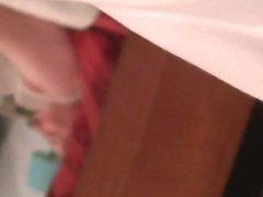lingerie nuisettes en satin combinaisons fond de robe 09