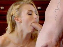 Hot Fuck From Sexy Blonde Alexa Grace