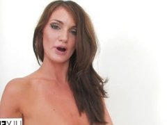 Lily Carter Solo On White