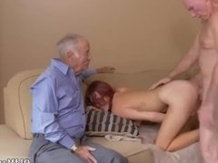 Blonde mature anal facial Frannkie And The