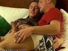 Teen boys gay sex tube Devon & Ayden