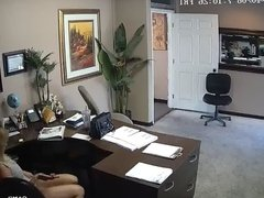 Real Cam Upskirt Secretary 1