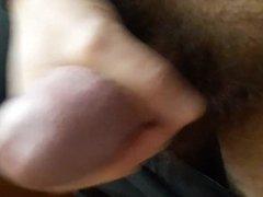 my morning masturbation