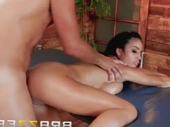 Brazzers - Busty milf Victoria June cheats on her husband with big cock