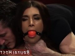 Teen gives blowjob at party then after he's