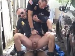 Free cop gay sex  first time Serial