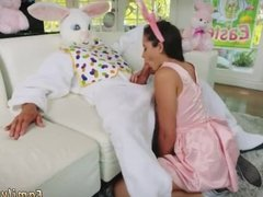 Daddy fucks hard swallow Uncle Fuck Bunny