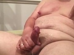 Artemus - Dressed, Tits, Cock and Cum On Tits