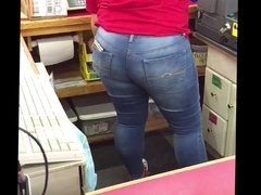 Thick PAWG Cashier