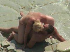 Beach MILF Sex