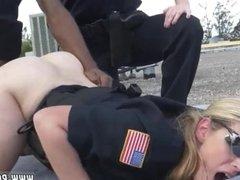 Big booty white girl fucks guy Peeping Tom