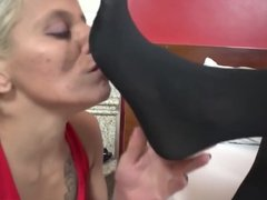 legs stockings high heels