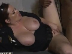 Milf gets it all in the ass Fake Soldier