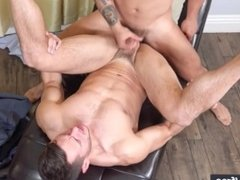 Men.com - Arad Winwin and Brenner Bolton - Soap Studs Part 4