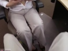 Teen fucks white Foxy Business Lady Gets