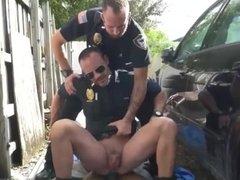 Naked men black gay Serial Tagger gets