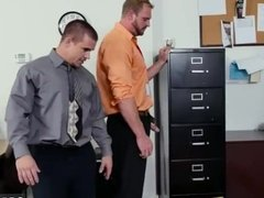 gay sex  group xxx First day at work
