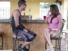 Mom Julianna Vega Fuck Son In The Pussy