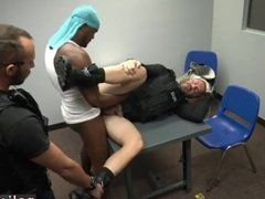 Gay boys naked in police first time