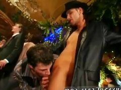 Guy cries during gay anal small boy sex