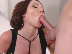 Mother and duddy's daughter fuck teacher