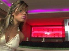 Brazilian face fart lesbians
