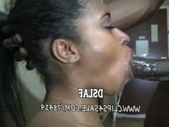 The Biggest Facial Ever After Super Sloppy Head From Kay Kush- DSLAF